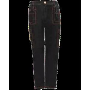 Брюки Юнармия, черные (21-1-004)