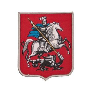 Нарукавный знак Москва Юнармия (26-1-003)