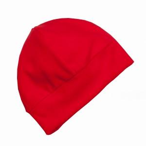 Шапка флисовая Юнармия, красная (23-1-003)