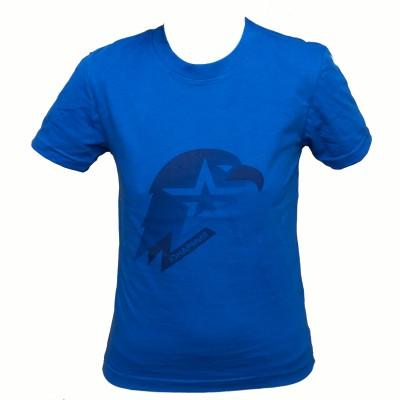 Футболка Юнармия, синяя (20-1-006)