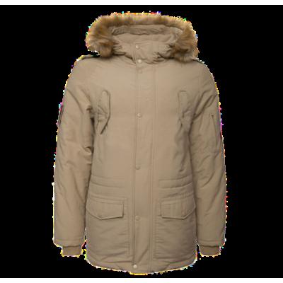 Куртка Юнармия утепленная, бежевая (20-1-013)