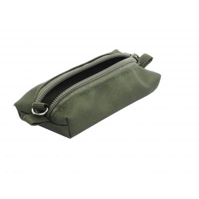 Ключница текстильная, оливковая (8-1-100)