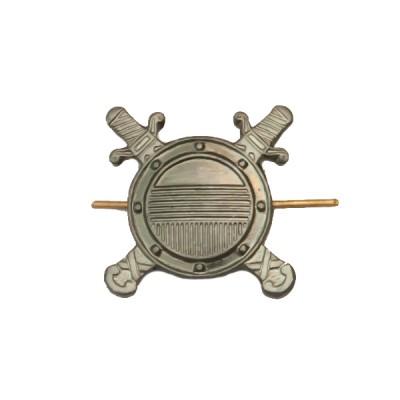 Петличный знак Внутренняя служба, защитный (5-2-038)