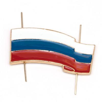Флажок ВС уставной, на берет (5-1-014)