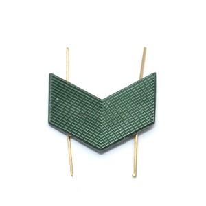 Лычка металлическая Старший сержант, защитная (5-5-010)