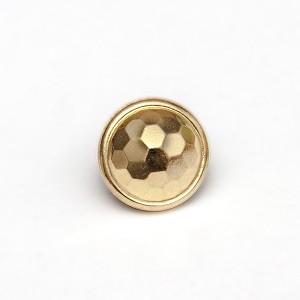 Зажим-пуговка на пимсе для галстука-банта (5-3-001)