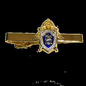 """Зажим для галстука Следственный комитет (""""крокодил"""") (5-3-005)"""