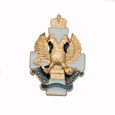 Значок кадеты России (5-6-001)