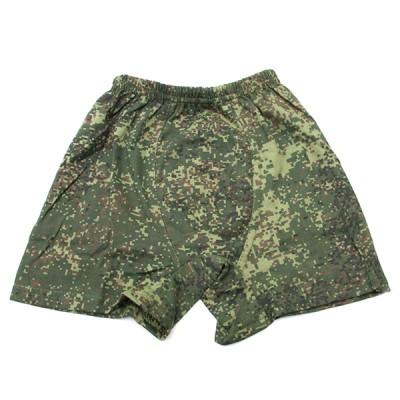 Трусы-шорты камуфлированные (1-9-010)