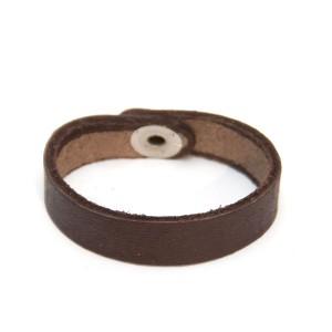 Тренч для ремня 5 см, коричневый (4-1-016)