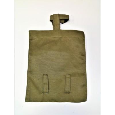 Чехол для лопаты саперной, олива (8-1-088)