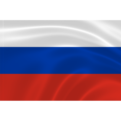 Флаг РФ, большой 90*135 (8-1-091)