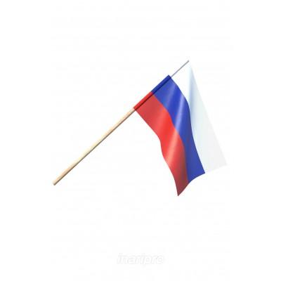 Флажок махательный РФ (15*25см) (8-1-094)