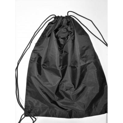 Мешок под обувь, черный (8-1-070)