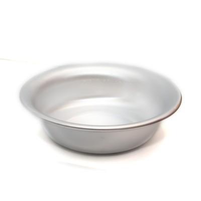 Миска алюминиевая, 0,7л  (8-1-058)