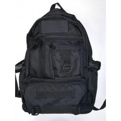 Рюкзак Курсант, черный, 30*14*41 (8-1-072)
