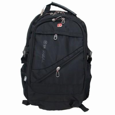Рюкзак Swissgear, черный (8-1-051)