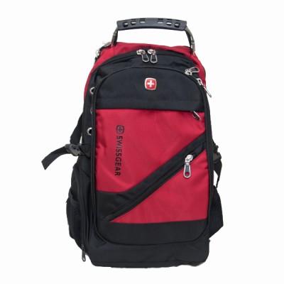 Рюкзак Swissgear, красный (8-1-050)