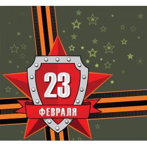 С Днем защитника Отечества в России