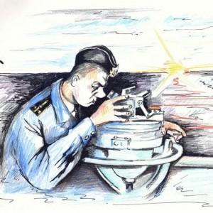 День штурмана Военно-Морского Флота России